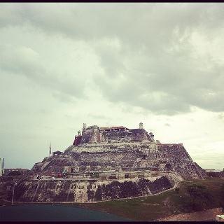 Castillo de San Felipe, Cartagena-Colombia. #History #Culture #Colombia #Castle #SanFelipe #OldCity