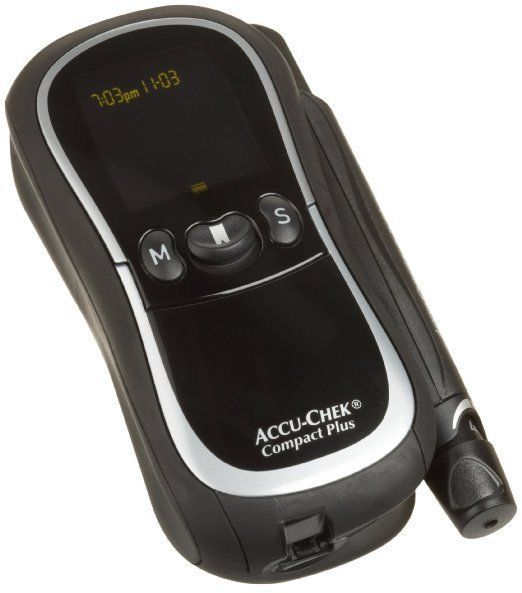 ACCU-CHEK Compact Plus Meter Kit #ACCUCHEK