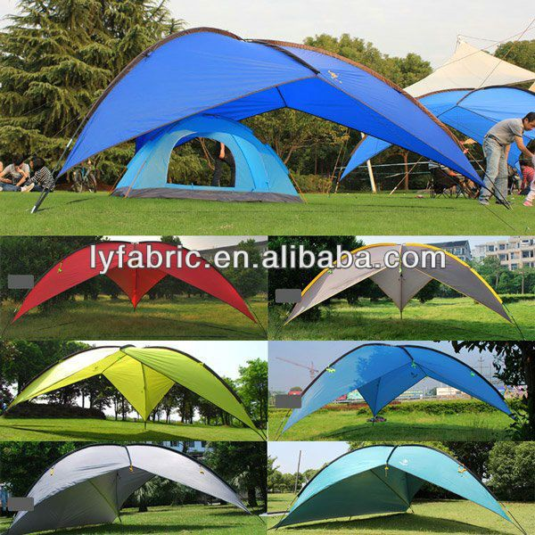 pvc tarpaulin for awning fabric/canopy tent fabric