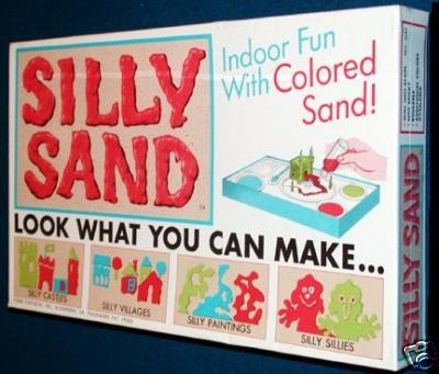Silly SandThings Remember, Blast, Childhood Memories, Silly Sands, Childhood Fond, Band Aid, Favorite Memories, Childhood Toys, Favorite Toys