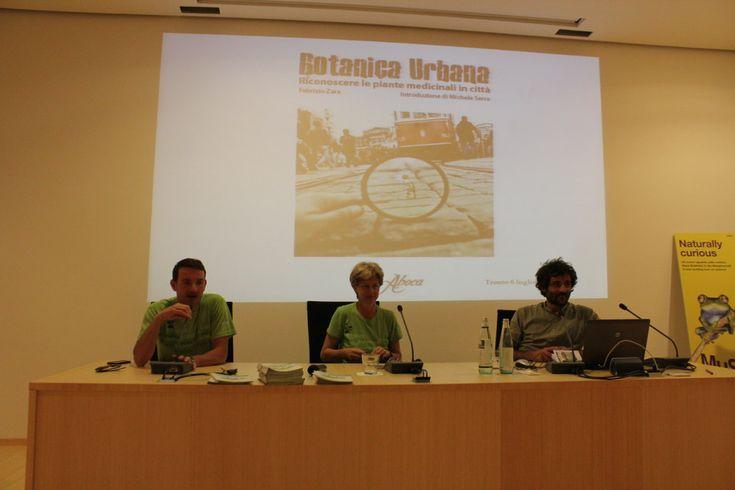 Botanica urbana: per le vie di Trento con Fabrizio Zara - Gente in viaggio