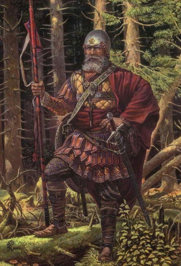 Novgorod republic militia late 14th century