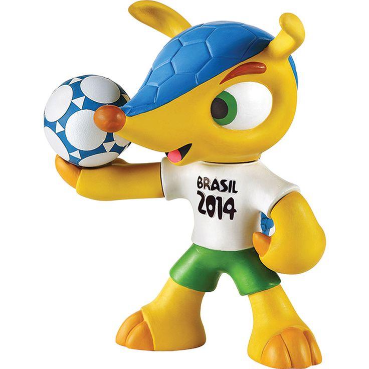 Fuleco mascota del mundial 2014
