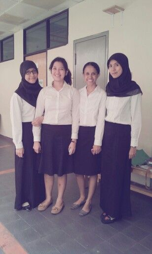 After Proposal Essay Exam :D. .. Thanks God we all pass it :-)