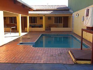Casa - Privacidade, lazer e conforto - 3 suites c/ piscina aquecida(  24 hs )Imóvel para temporada em Caldas Novas da @homeaway! #vacation #rental #travel #homeaway