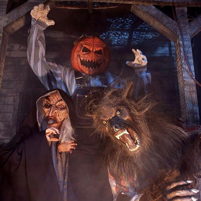 halloween horror nights 2017 hollywood review