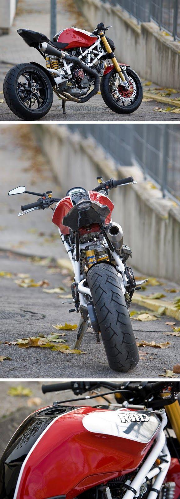 Radical Ducati :: RAD02 Pursang: Radical Pursang, Pursang Ducati, Rad02 Pursang, Pursang Monster, Motion, Ducati Rad02, Ducatis Monster, Ducati Radical