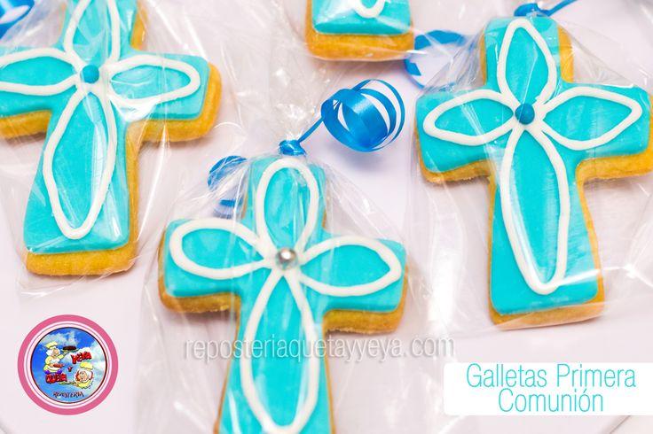Galletas Primera Comunión - First communion cookies