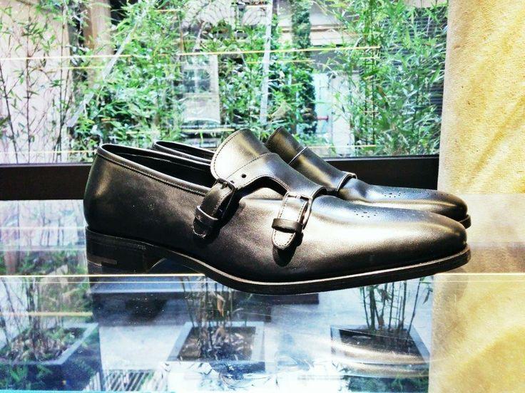 Ferragamo #shoes #Derby #elegant #FolliFollie #collection