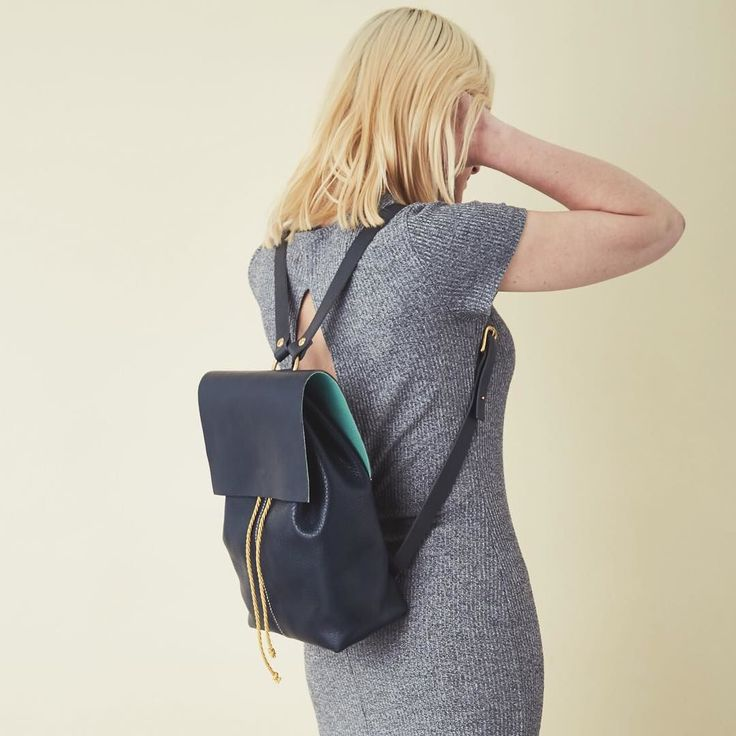 As spring sets in our thoughts are turning to renewing the wardrobe ready for summer. The Nomad Backpack has been getting lots of attention as a relaxed and comfortable backpack for wanders in the sun  also smart enough for workwear. The perfect backpack for the summer wardrobe! Also available in black  #backpack #summerwardrobe #carvlondon
