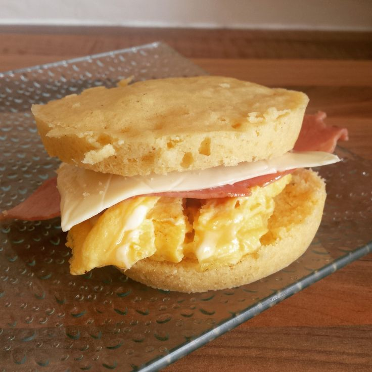 Egg mcMuffin low carb – Low Carbs France