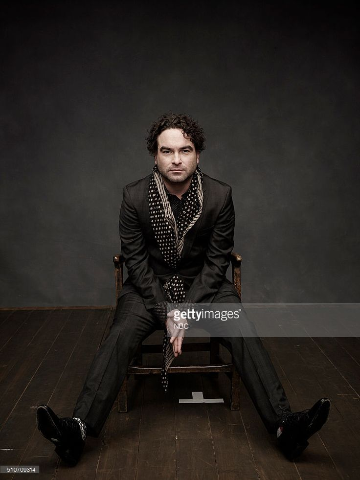 2016 Pictured: Johnny Galecki