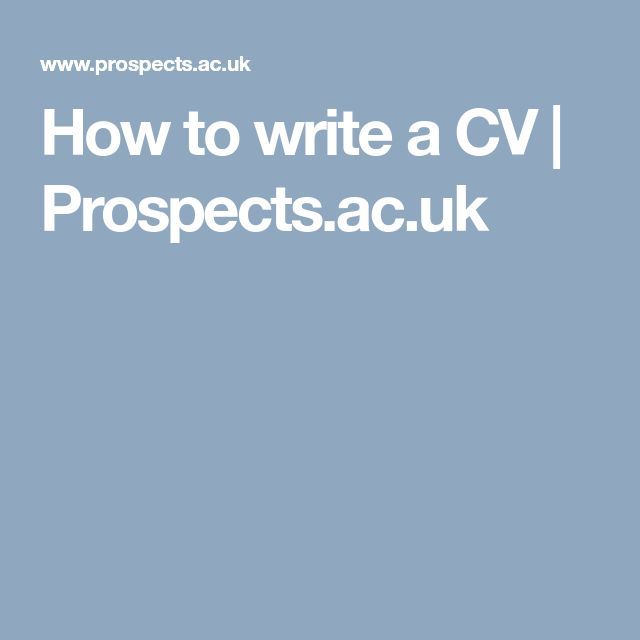 The 25+ best Writing a cv ideas on Pinterest Resume, Resume - steps on how to write a resume