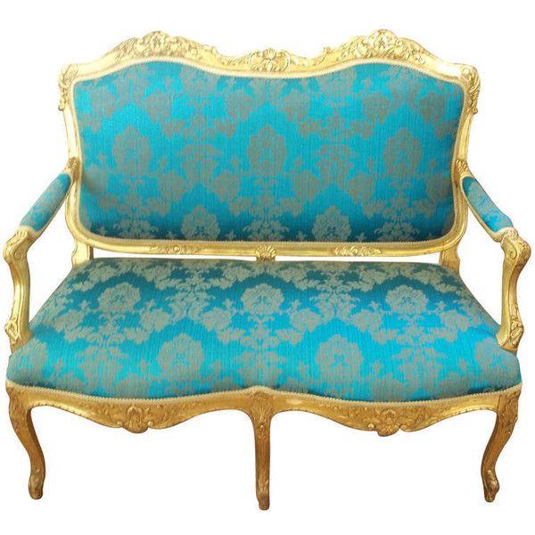 M s de 25 ideas incre bles sobre sof de mediados de siglo for Sofa estilo frances