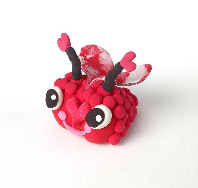 Bumpy Love BugsFriends Crafts, Crayola Models, Bff Crafts, Bug Crafts, Favorite Valentine, Kids Crafts, Crafts Kids, Valentine Gift, Bugs Crafts