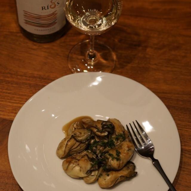 なんて濃厚な牡蠣の香り♡ - 37件のもぐもぐ - 牡蠣のバターソテー by te2ya2ya