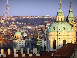 Prague, Czech RepublicOurskinnytravel Wanderlust, Town Squares, Baroque Church, Finding, Old Town, Classic Concerts, Prague Czech Republic, Current Servings, Nicholas Stands