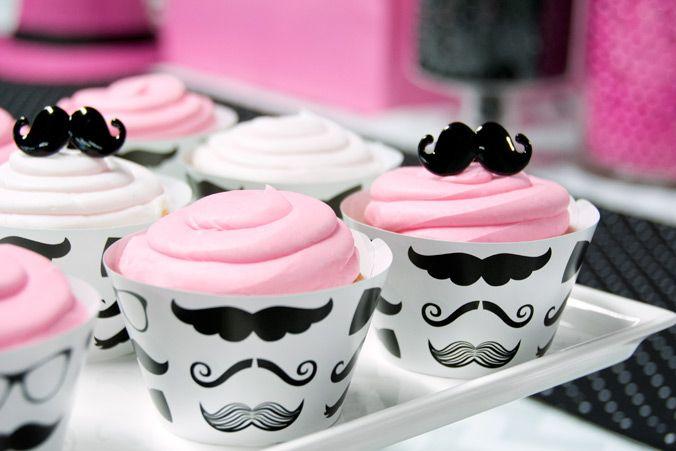 Pink Mustache | Birthday Express