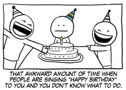 happy birthday. so true!