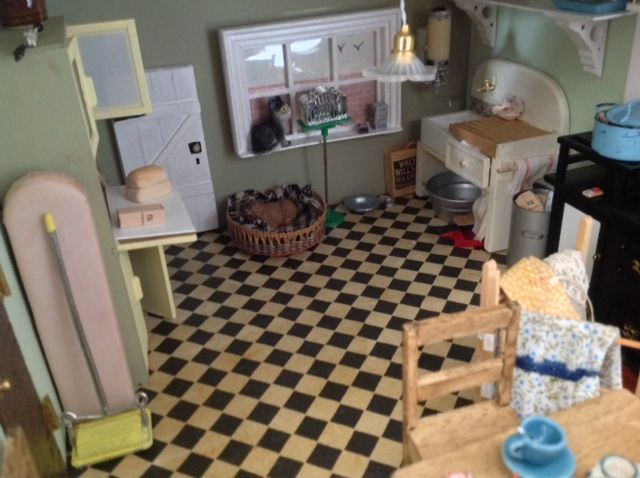 1940s kitchen  2