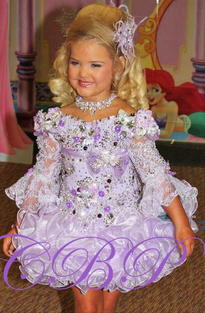 Glitz Dresses - Chrystal Bells Pageant Wear