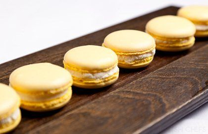 Mustard Macaroon Recipe - Great British Chefs