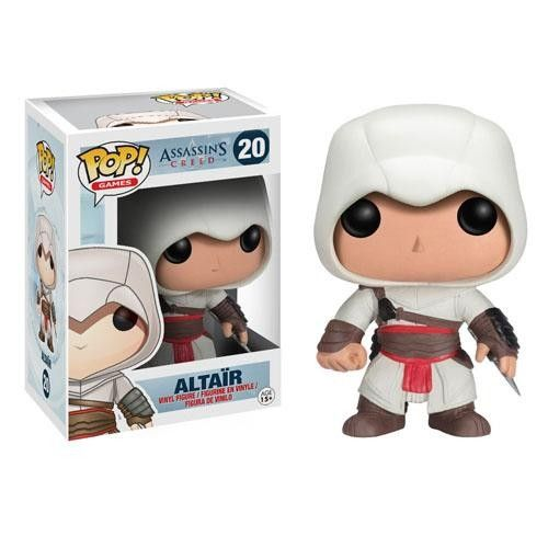 Funko Pop Games Assassins Creed III - Altair