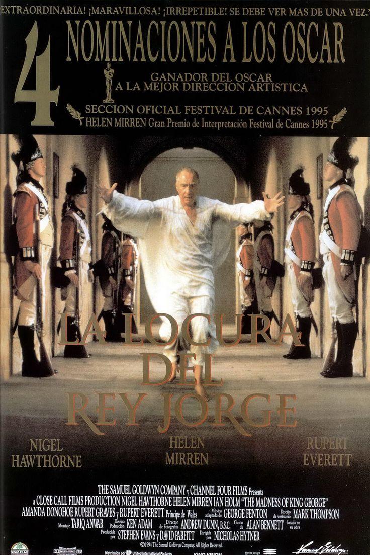 La locura del rey Jorge - The Madness Of King George