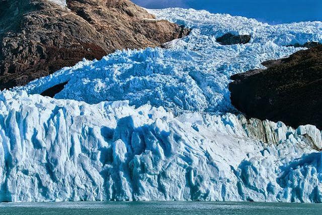 Schitterende ijsbergen van Argentinië (Patagonië)