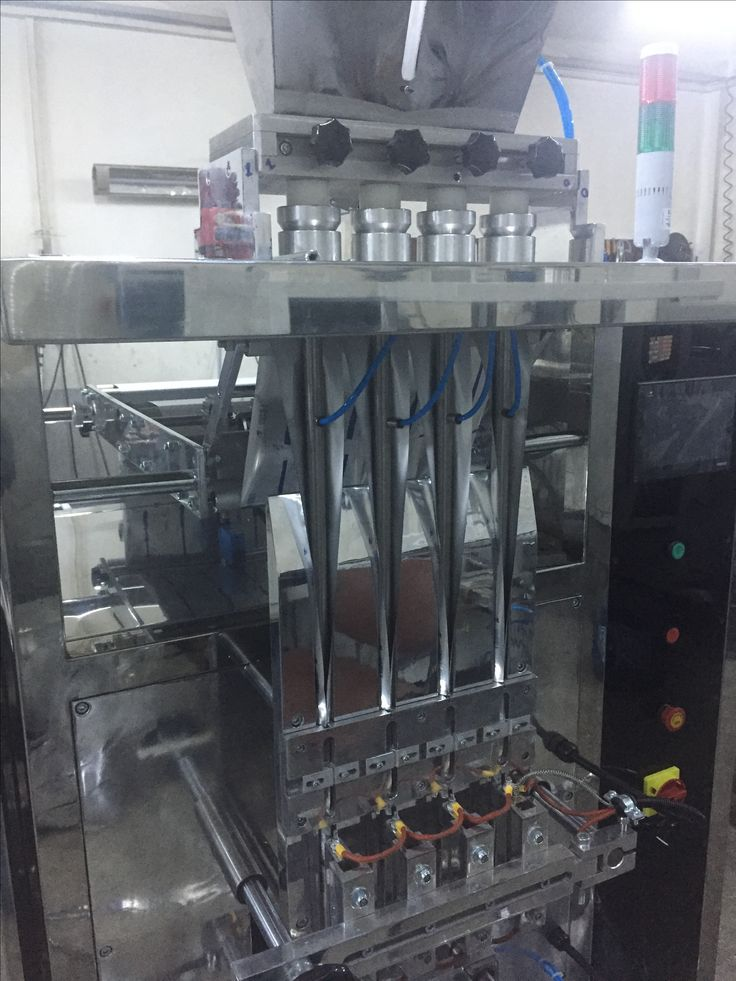 GDH PACKAGING MACHINE 4 line Nescafe 3 in 1 packing machine Per minute=140 Pcs.