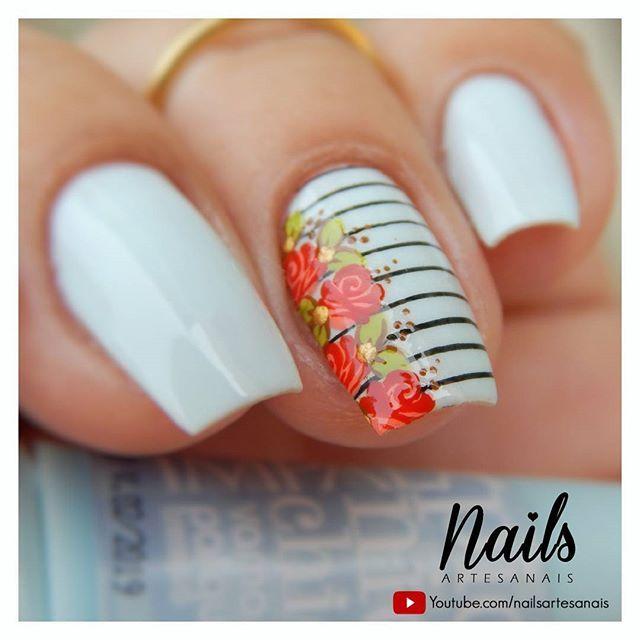 Minhas unhas ❤ @valdomiraduartenails @valdomiraduartenails @valdomiraduartenails #Nailart apaixonante . #dicasdeunhasbr #viciadaemvidrinhos #nails #nails2inspire #instagram #unhas