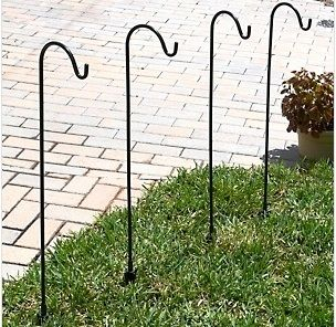 shepards hooks- 12 for $36   (Nanc, this is what Im talking about...)#Repin By:Pinterest++ for iPad#