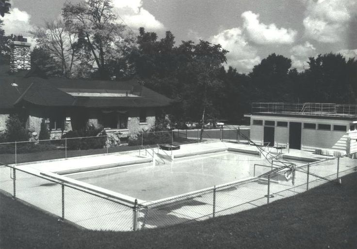 Swimming pool - Easter Seals Camp Woodeden