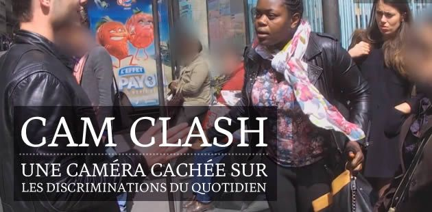 Cam Clash : La réaction des français face aux incivilité