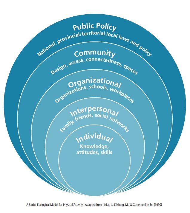 social ecological model | Social-Ecological Model