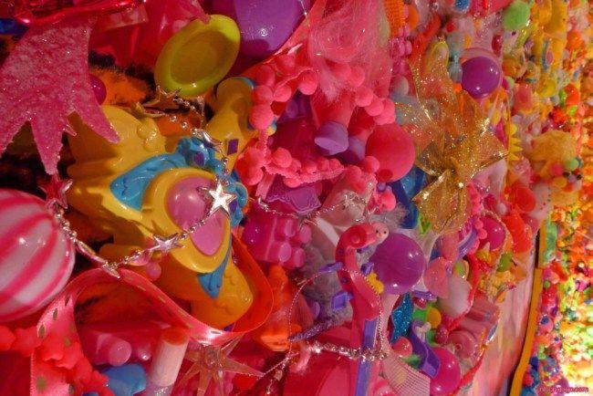 "Sebastian Masuda ""Colorful Rebellion-Seventh Nightmare"""
