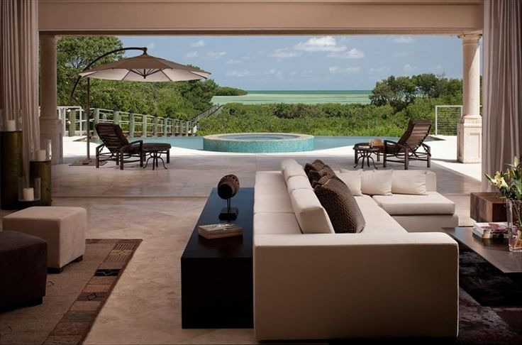Private / Oceanfront Estate / Contemporary... - HomeAway Key Largo