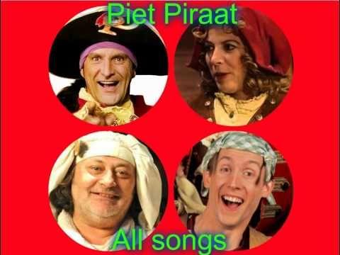 Piet Piraat: Het piratenlied - YouTube