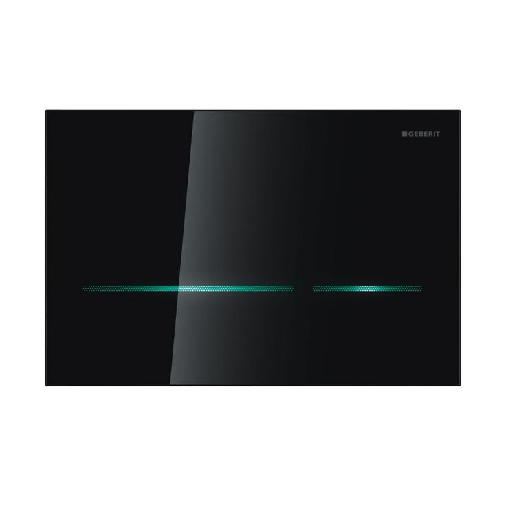 Geberit Sigma 80 Touchless Dual Flush Plate 8cm (UP720). Concealed ...