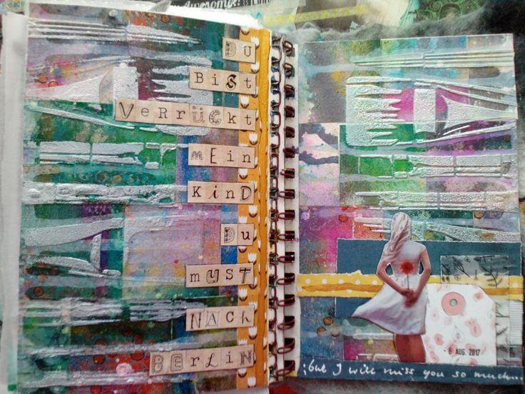 Art journal 6 augustus 2017 jim