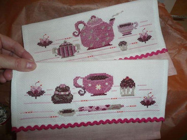 Pochette serviettes de table couture pinterest tables - Pochette serviette de table ...