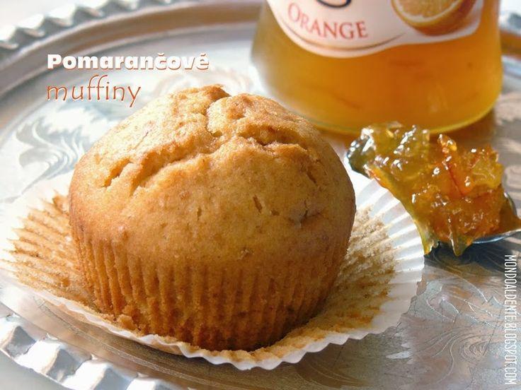Mondo al Dente: Pomarančové muffiny