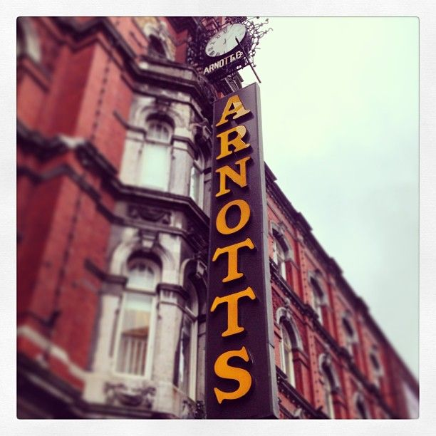 Arnotts in Dublin