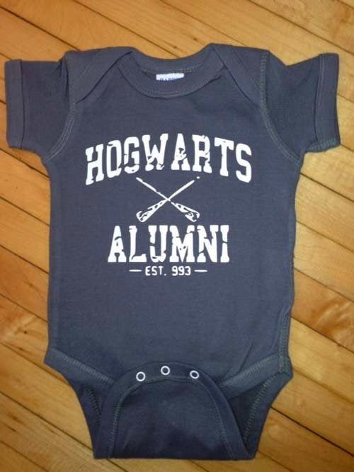 harry potter infant clothing | Related articles Harry Potter cute baby clothes from ETSY :