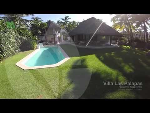 Green Realty - Villa Las Palapas - Nuevo Vallarta, Riviera Nayarit, México