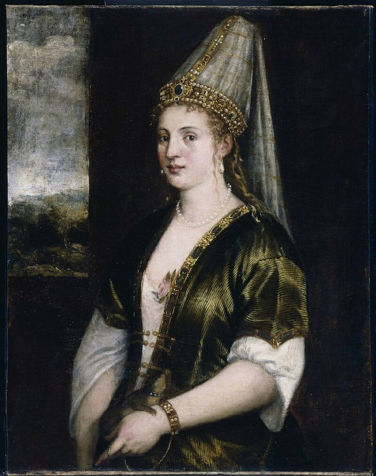 Roxelana, wife of Suleiman the Magnificent