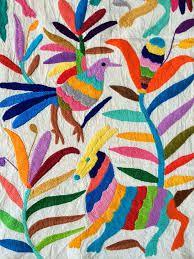Resultado de imagen para otomi embroidery patterns