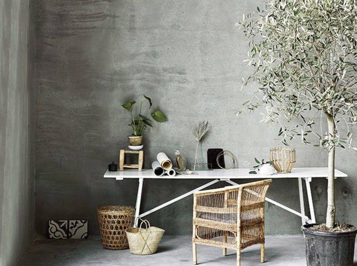 Choisissez un fauteuil en osier pour votre bureau