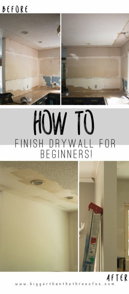 Home Improvement Hacks. - Mud a Dry Wall - Remodeling Ideas and DIY Home Improvement Made Easy With the Clever, Easy Renovation Ideas. Kitchen, Bathroom, Garage. Walls, Floors, Baseboards,Tile, Ceilings, Wood and Trim. http://diyjoy.com/home-improvement-hacks