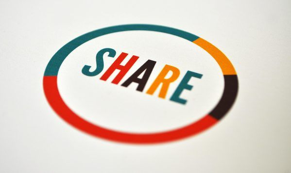Share - Better Together on the Behance Network